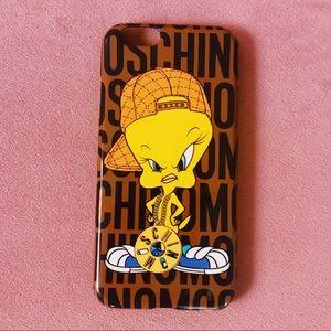 Moschino Tweety Bird iPhone 6 phone case